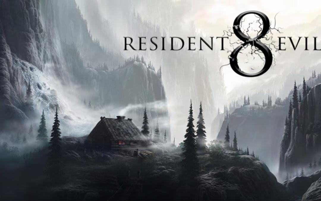 Resident Evil 8 verkar dröja…