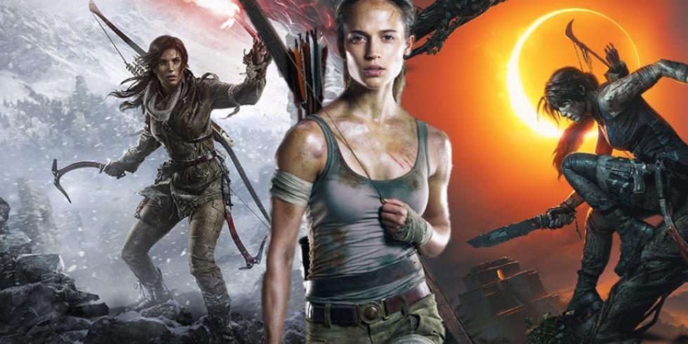 Ny Tomb Raider-film nästa år