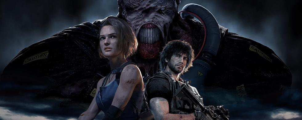 Recension: Resident Evil 3