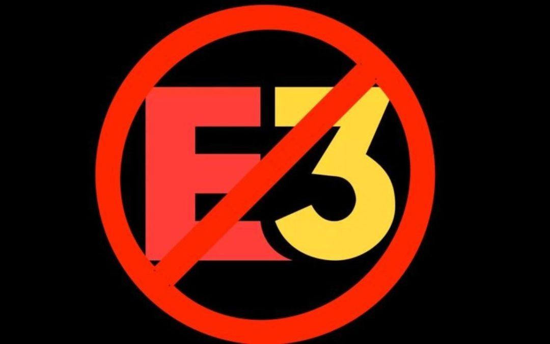 Inget E3 i år
