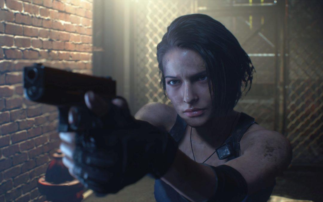 Så var det dags för Resident Evil 3