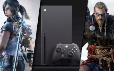 Svag uppvisning av spel till Xbox