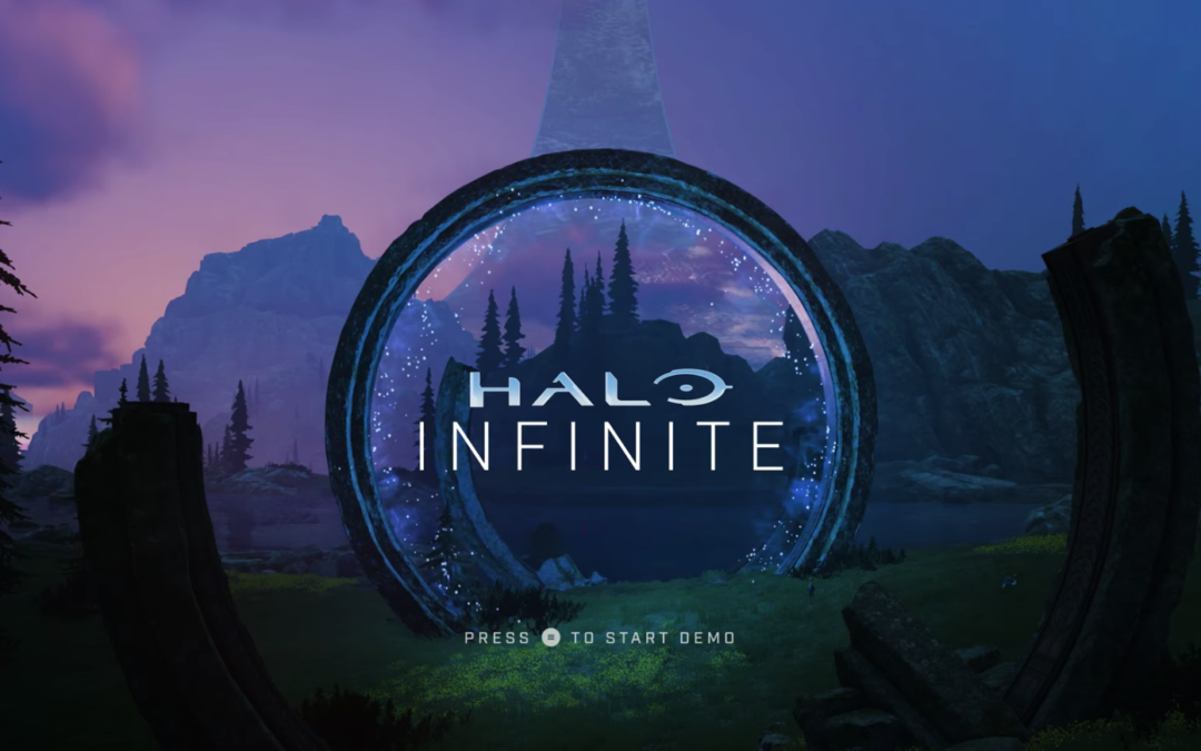 Halo är tillbaka!