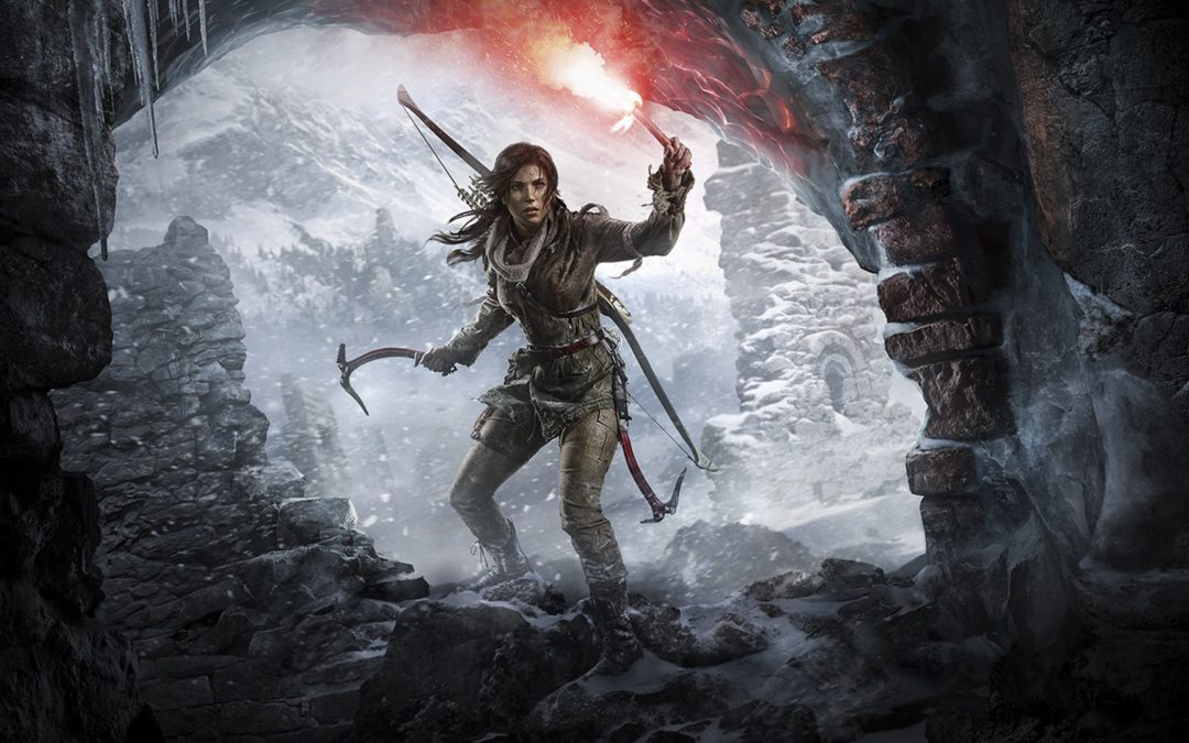 Fem år senare: Rise of the Tomb Raider