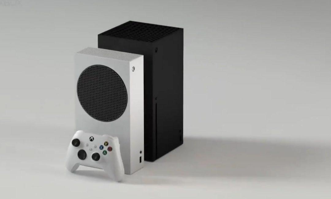 Xbox Series S är officiell – och billig!