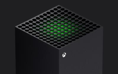 Xbox Series X är här