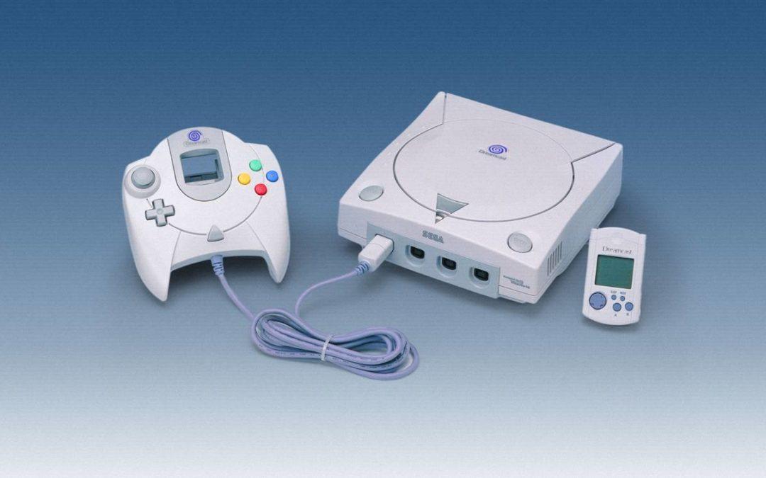 Dreamcast – en glimt av framtiden