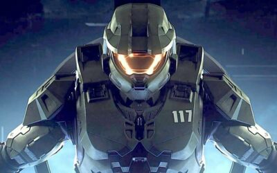 Halo Infinite släpps om ett år