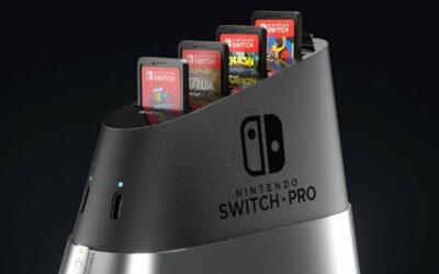 Alltmer talar för en Switch Pro