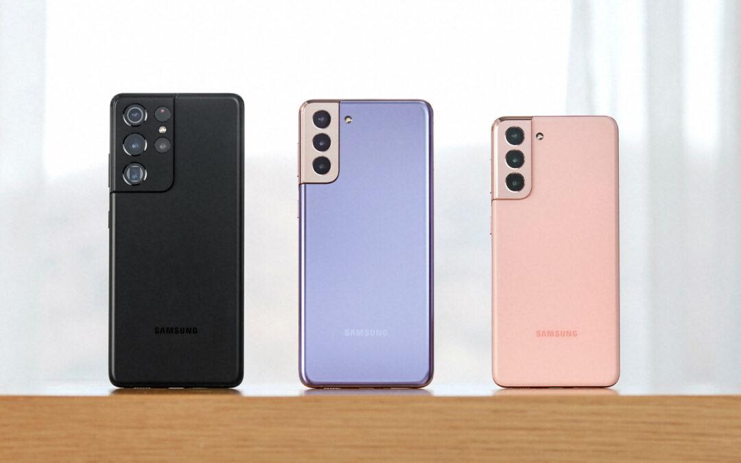 Sämre försäljning för Samsung ett tecken i tiden