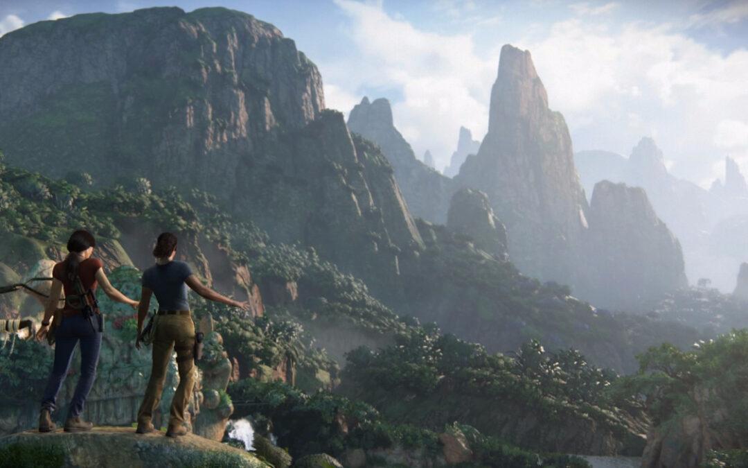 Uncharted: TLL känns förvånansvärt gammalt