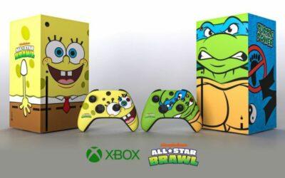 En SvampBob-Xbox!