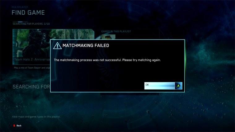 Halo-turnering ställs in efter fortsatt onlinestrul