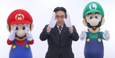 Nintendos chef Satoru Iwata har avlidit