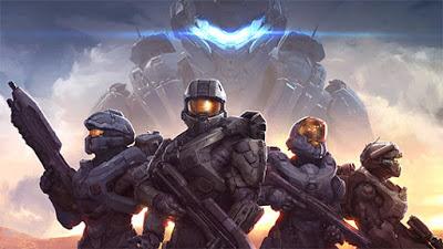 Beskedlig start för Halo 5