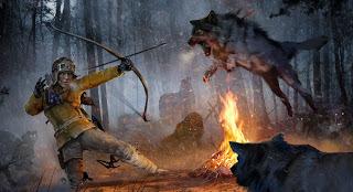Bekämpa hunger och kyla i Rise of the Tomb Raider