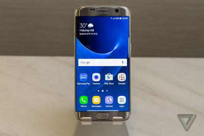 Detta är Samsung Galaxy S7