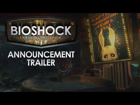 BioShock: The Collection bekräftas med en trailer
