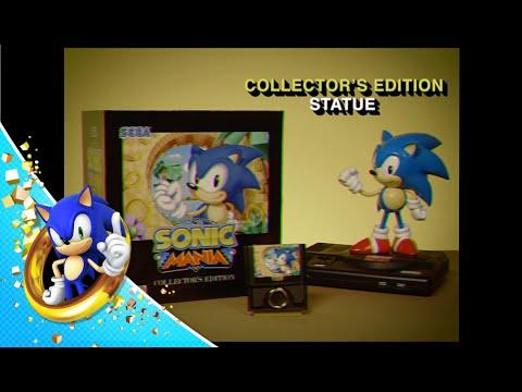 80-talstrailer för Sonic Mania