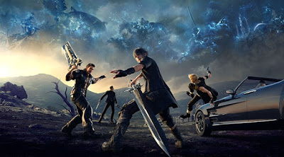 Stark brittisk start för Final Fantasy XV