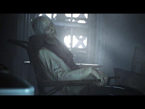 Åtta minuter från Resident Evil 7