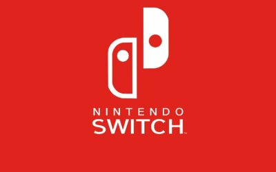 Ett litet krypande Switch-sug…