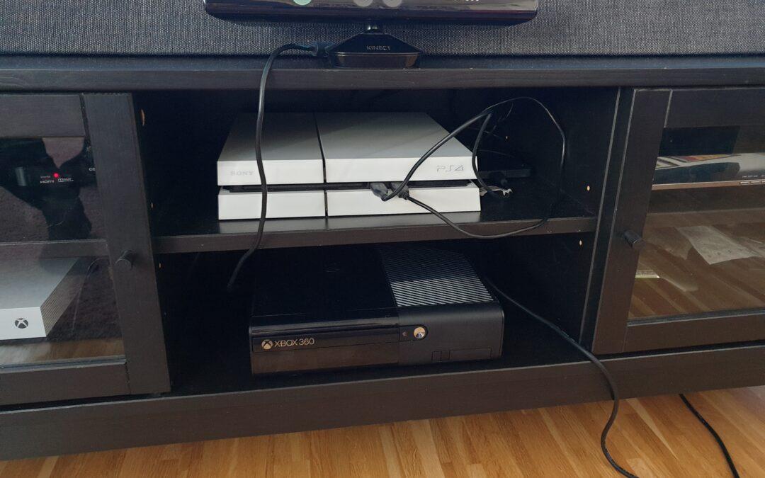 Jag har blivit med Xbox 360 – igen