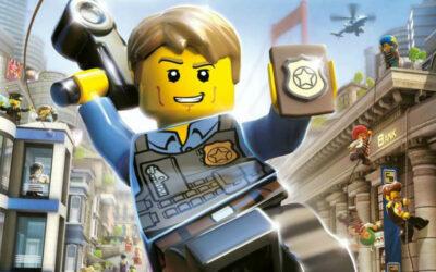 Lego City Undercover är ytligt men buskul